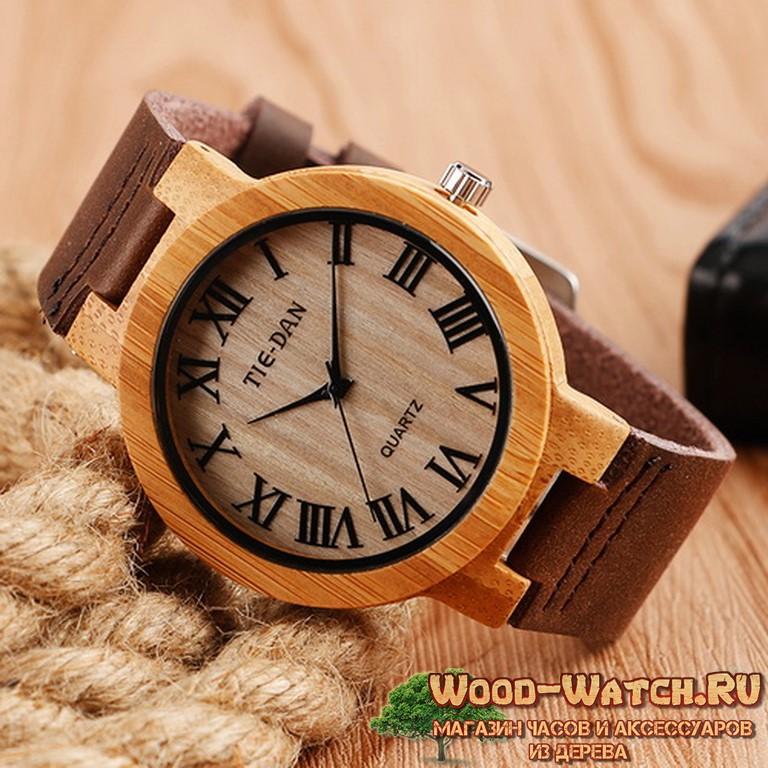 Наручные часы в деревянном корпусе купить купить часы trias